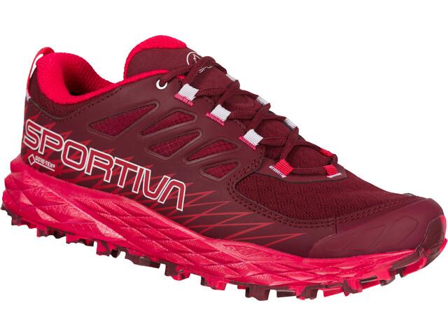 La Sportiva Lycan GTX Running Shoes Women wine/orchid